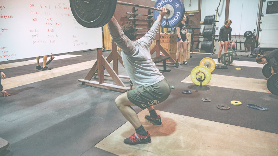 Sharpen I - Weightlifting